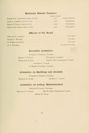 Page 21, 1908 Edition, Lehigh University - Epitome Yearbook (Bethlehem, PA) online yearbook collection