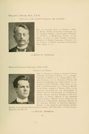Page 29, 1908 Edition, Lehigh University - Epitome Yearbook (Bethlehem, PA) online yearbook collection