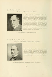 Page 30, 1908 Edition, Lehigh University - Epitome Yearbook (Bethlehem, PA) online yearbook collection