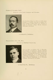 Page 31, 1908 Edition, Lehigh University - Epitome Yearbook (Bethlehem, PA) online yearbook collection