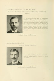Page 32, 1908 Edition, Lehigh University - Epitome Yearbook (Bethlehem, PA) online yearbook collection