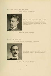 Page 35, 1908 Edition, Lehigh University - Epitome Yearbook (Bethlehem, PA) online yearbook collection