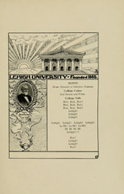 Page 17, 1910 Edition, Lehigh University - Epitome Yearbook (Bethlehem, PA) online yearbook collection