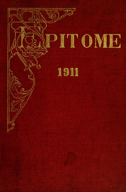 Lehigh University - Epitome Yearbook (Bethlehem, PA) online yearbook collection, 1911 Edition, Page 1