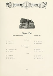 Page 219, 1919 Edition, Lehigh University - Epitome Yearbook (Bethlehem, PA) online yearbook collection