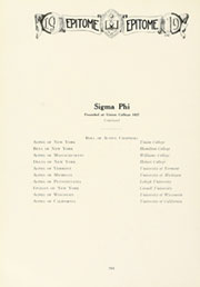 Page 220, 1919 Edition, Lehigh University - Epitome Yearbook (Bethlehem, PA) online yearbook collection