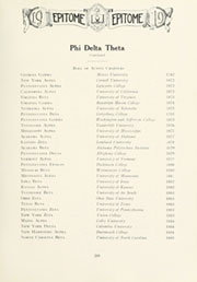Page 225, 1919 Edition, Lehigh University - Epitome Yearbook (Bethlehem, PA) online yearbook collection