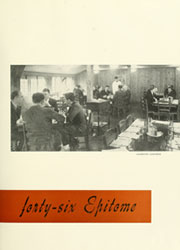 Page 13, 1946 Edition, Lehigh University - Epitome Yearbook (Bethlehem, PA) online yearbook collection