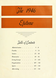 Page 5, 1946 Edition, Lehigh University - Epitome Yearbook (Bethlehem, PA) online yearbook collection