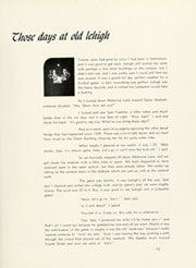 Page 17, 1949 Edition, Lehigh University - Epitome Yearbook (Bethlehem, PA) online yearbook collection