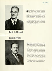 Page 9, 1951 Edition, Lehigh University - Epitome Yearbook (Bethlehem, PA) online yearbook collection
