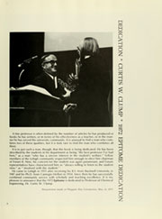 Page 7, 1972 Edition, Lehigh University - Epitome Yearbook (Bethlehem, PA) online yearbook collection