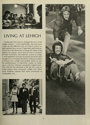 Page 13, 1975 Edition, Lehigh University - Epitome Yearbook (Bethlehem, PA) online yearbook collection