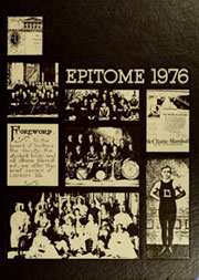 Page 1, 1976 Edition, Lehigh University - Epitome Yearbook (Bethlehem, PA) online yearbook collection