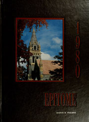 Page 1, 1980 Edition, Lehigh University - Epitome Yearbook (Bethlehem, PA) online yearbook collection