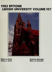 Page 5, 1983 Edition, Lehigh University - Epitome Yearbook (Bethlehem, PA) online yearbook collection
