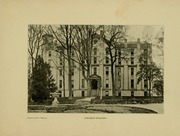 Page 17, 1898 Edition, University of Maryland College Park - Terrapin / Reveille Yearbook (College Park, MD) online yearbook collection