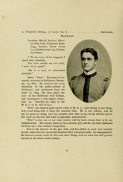 Page 36, 1904 Edition, University of Maryland College Park - Terrapin / Reveille Yearbook (College Park, MD) online yearbook collection