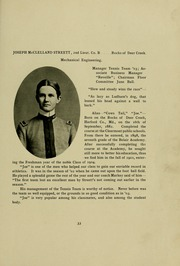 Page 37, 1904 Edition, University of Maryland College Park - Terrapin / Reveille Yearbook (College Park, MD) online yearbook collection