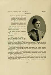 Page 38, 1904 Edition, University of Maryland College Park - Terrapin / Reveille Yearbook (College Park, MD) online yearbook collection