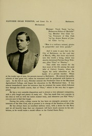 Page 39, 1904 Edition, University of Maryland College Park - Terrapin / Reveille Yearbook (College Park, MD) online yearbook collection