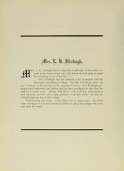 Page 16, 1909 Edition, University of Maryland College Park - Terrapin / Reveille Yearbook (College Park, MD) online yearbook collection