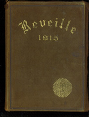 1915 Edition, University of Maryland College Park - Terrapin / Reveille Yearbook (College Park, MD)