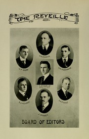 Page 12, 1917 Edition, University of Maryland College Park - Terrapin / Reveille Yearbook (College Park, MD) online yearbook collection