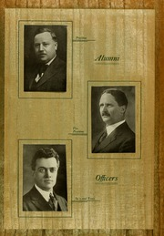 Page 17, 1920 Edition, University of Maryland College Park - Terrapin / Reveille Yearbook (College Park, MD) online yearbook collection