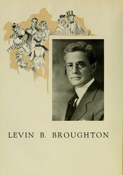 Page 10, 1928 Edition, University of Maryland College Park - Terrapin / Reveille Yearbook (College Park, MD) online yearbook collection