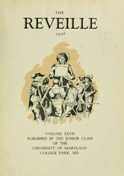 Page 7, 1928 Edition, University of Maryland College Park - Terrapin / Reveille Yearbook (College Park, MD) online yearbook collection