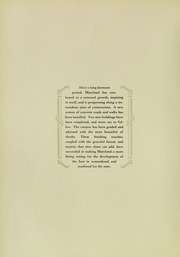 Page 12, 1929 Edition, University of Maryland College Park - Terrapin / Reveille Yearbook (College Park, MD) online yearbook collection