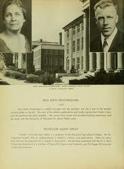 Page 112, 1933 Edition, University of Maryland College Park - Terrapin / Reveille Yearbook (College Park, MD) online yearbook collection