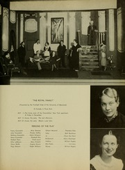 Page 117, 1933 Edition, University of Maryland College Park - Terrapin / Reveille Yearbook (College Park, MD) online yearbook collection