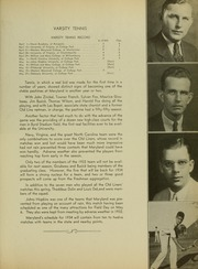 Page 191, 1933 Edition, University of Maryland College Park - Terrapin / Reveille Yearbook (College Park, MD) online yearbook collection