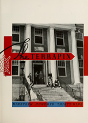 Page 9, 1939 Edition, University of Maryland College Park - Terrapin / Reveille Yearbook (College Park, MD) online yearbook collection
