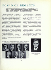 Page 13, 1943 Edition, University of Maryland College Park - Terrapin / Reveille Yearbook (College Park, MD) online yearbook collection
