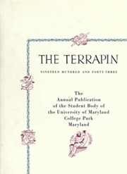 Page 7, 1943 Edition, University of Maryland College Park - Terrapin / Reveille Yearbook (College Park, MD) online yearbook collection
