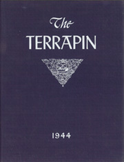 University of Maryland College Park - Terrapin / Reveille Yearbook (College Park, MD) online yearbook collection, 1944 Edition, Page 1
