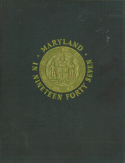 Page 1, 1947 Edition, University of Maryland College Park - Terrapin / Reveille Yearbook (College Park, MD) online yearbook collection