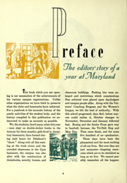 Page 10, 1947 Edition, University of Maryland College Park - Terrapin / Reveille Yearbook (College Park, MD) online yearbook collection