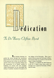 Page 8, 1947 Edition, University of Maryland College Park - Terrapin / Reveille Yearbook (College Park, MD) online yearbook collection