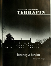 Page 7, 1949 Edition, University of Maryland College Park - Terrapin / Reveille Yearbook (College Park, MD) online yearbook collection