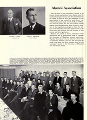 Page 14, 1952 Edition, University of Maryland College Park - Terrapin / Reveille Yearbook (College Park, MD) online yearbook collection