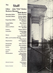 Page 8, 1952 Edition, University of Maryland College Park - Terrapin / Reveille Yearbook (College Park, MD) online yearbook collection