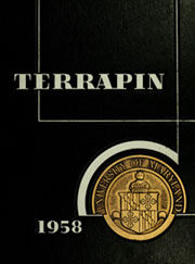 Page 1, 1958 Edition, University of Maryland College Park - Terrapin / Reveille Yearbook (College Park, MD) online yearbook collection