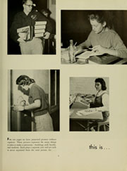 Page 13, 1958 Edition, University of Maryland College Park - Terrapin / Reveille Yearbook (College Park, MD) online yearbook collection