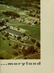 Page 15, 1958 Edition, University of Maryland College Park - Terrapin / Reveille Yearbook (College Park, MD) online yearbook collection