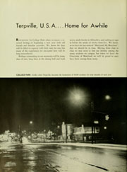 Page 16, 1958 Edition, University of Maryland College Park - Terrapin / Reveille Yearbook (College Park, MD) online yearbook collection
