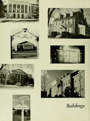 Page 8, 1958 Edition, University of Maryland College Park - Terrapin / Reveille Yearbook (College Park, MD) online yearbook collection